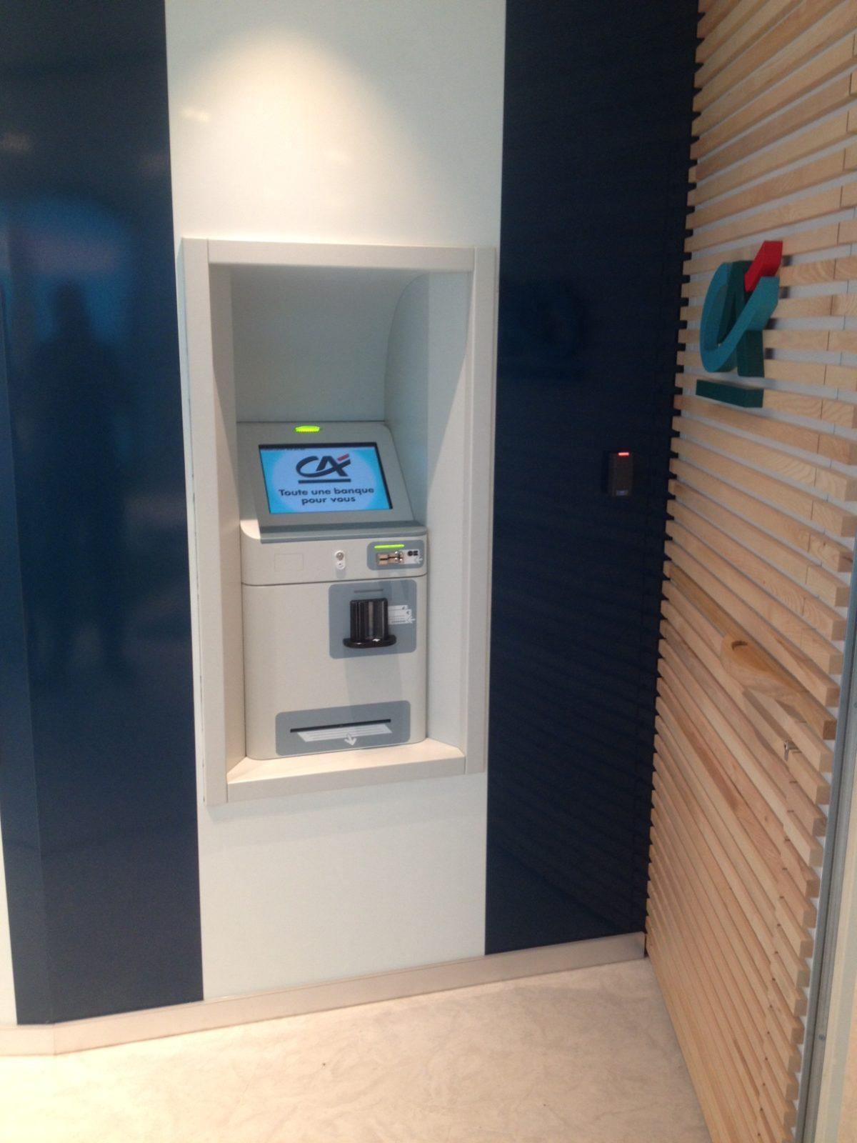 Constructeur d'automate bancaire