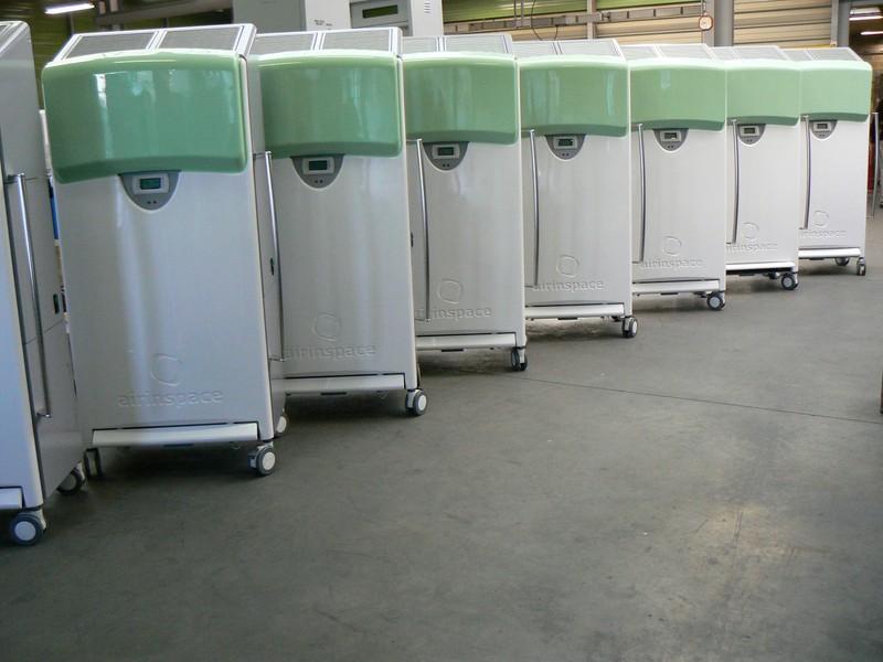 Fabricant de bornde de décontamination pour les hopitaux