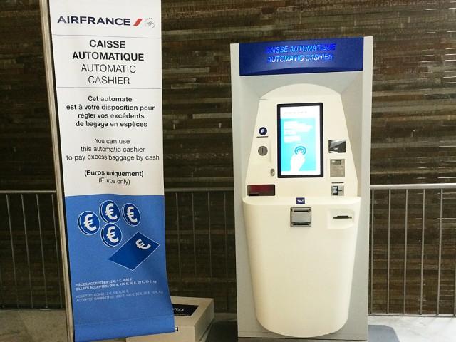 Fabricant de borne de paiement pour aéroport